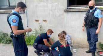 Castelginest – une jeune femme coincée dans une chambre froide libérée par les gendarmes