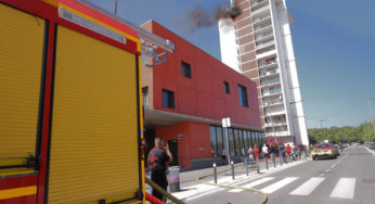 Un mort dans l'incendie d'un immeuble du quartier Empalot