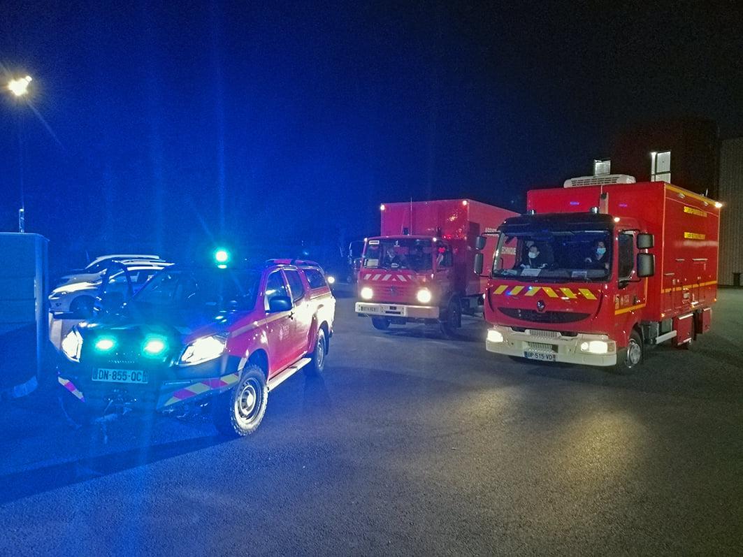 Aude - plusieurs incendies mobilisent des centaines de pompiers