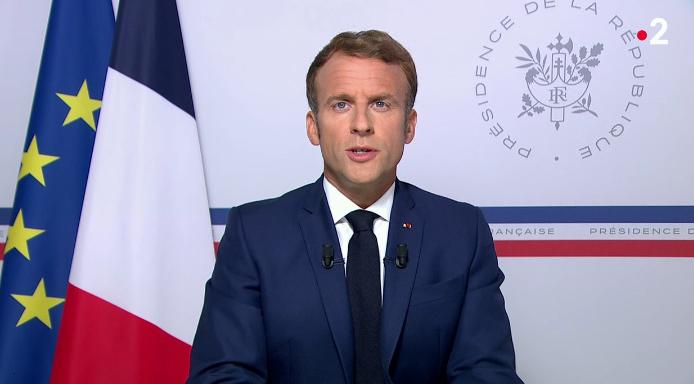 Afghanistan - réfugiés, immigration, ce qu'à dit Macron