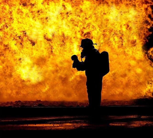 Russie : importants feux de forêts dans la République des Maris