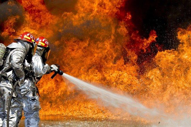 Pompiers français renforts incendie grece