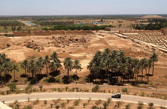 17 000 pièces archéologiques rendues à l'Irak par les Etats-Unis