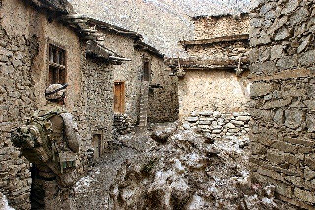 Afghanistan : deux hommes tués par les soldats américains à l'aéroport