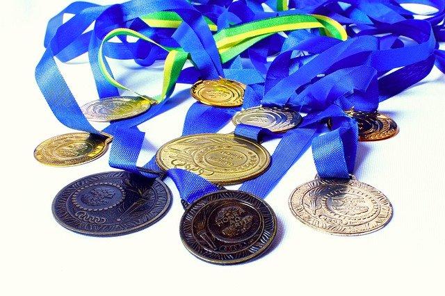 Marcell Jacobs médaille d'or du 100 mètres