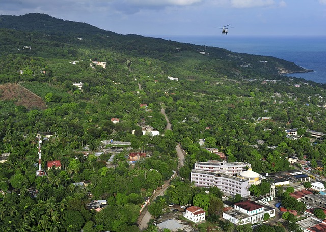 Levée de fonds pour Haïti