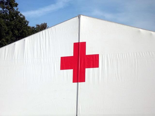 Nîmes la Croix Rouge organise des vaccinations COvid19 pour les SDF et les plus démunis