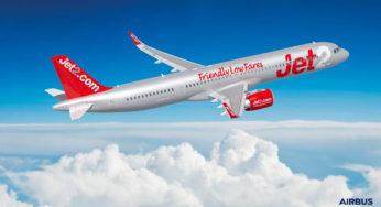 Airbus enregistre une grosse commande d'un nouveau client basé en Angleterre
