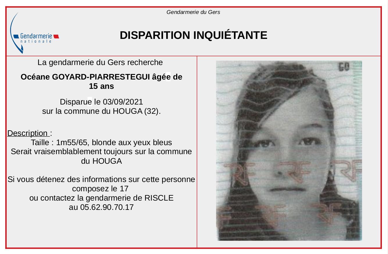 Océane Goyard-Piarrestegui