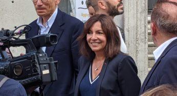 Anne Hidalgo candidate à l'élection présidentielle