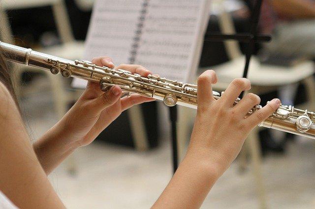 Maternelle de La Gloire, lycée Gallieni, l'Orchestre du Capitole participe à la rentrée scolaire