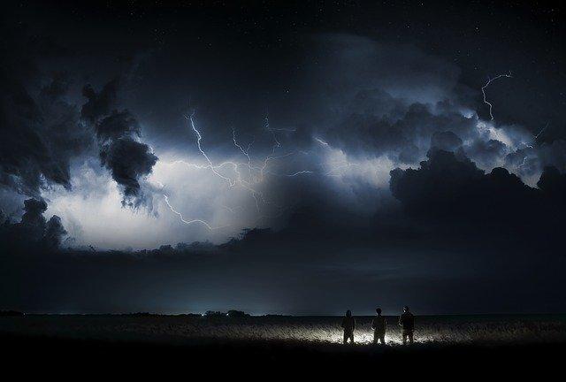 Alerte aux orages sur les Pyrénées