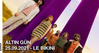 Avec Altin Gun, du rock Turc ce samedi à Toulouse